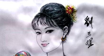 广西工艺美术大师朱桂丽:刘三姐 我爱你没商量