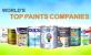 世界十大油漆涂料品牌公司2015年度报告