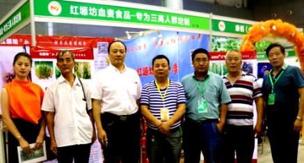 中国(西安)老龄产业暨中医药健康养生博览会召开