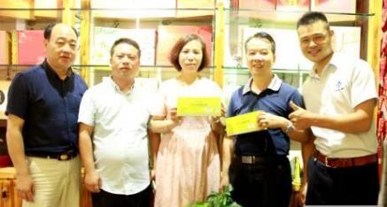 贵州省遵义陆圣康源科技公司:茶多酚为你的健康保驾护航