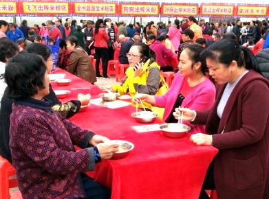 桂林市全州县:红油米粉 掀起万人爱