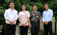 中华产品网副总编唐国宣到桂林市桂林市竹岩山庄综合考评