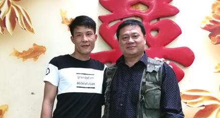 湖南省蓝山盛园植物公司唐盛武:开发生态旅游 前程似锦