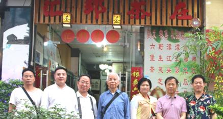 中华产品网唐国宣采访江苏省常州市大直径PE管企业家黄碧云