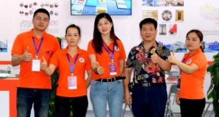 中华产品网副总编唐国宣采访南宁薛航物流和记开户陈蓉蓉