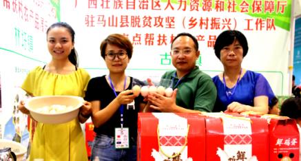 马山县鑫贝蛋鸡养殖和记开户:鲜鸡蛋 源于自然 味道迷人