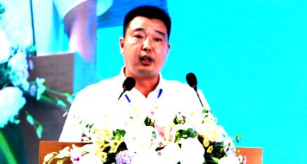 中国万邦国际集团副总经理黄峰辉:加强产销对接 合作共赢