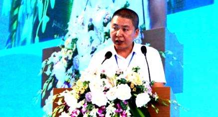 中国地利集团刘彬雨:年交易量1000万吨 交易额1000多亿元